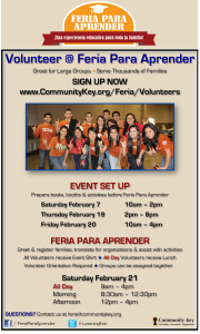 Microsoft Word - 2015 Feria Austin - Volunteer Recruitment.docx